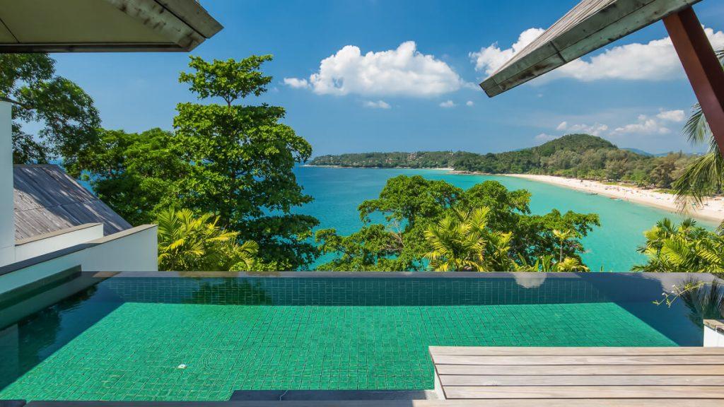 Laemsingh Villa 3 Pool View